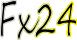 Разработка логотипа компании FX-24 фото f_25950e5c16e2b5b9.png