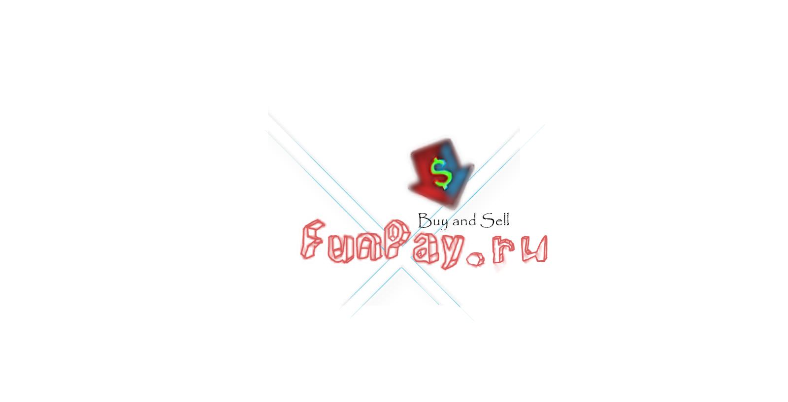 Логотип для FunPay.ru фото f_14859917b7ead051.png