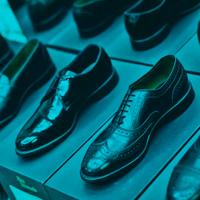 Лендинг по ремонту обуви