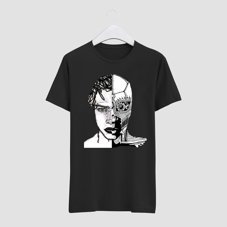 Нарисовать принты на футболки для компании Моторика фото f_51660a1606581612.jpg