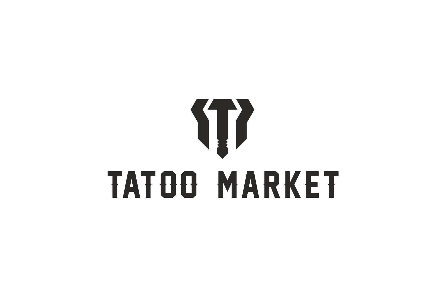 Редизайн логотипа магазина тату оборудования TattooMarket.ru фото f_5805c414a930bcbf.png