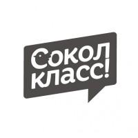 Логотип детского образовательного центра Сокол-класс