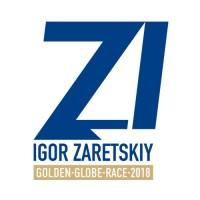 Логотип для яхтсмена Игоря Зарецкого