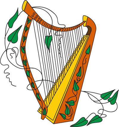 Логотип конвента Вескон