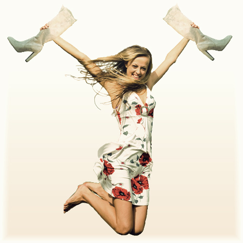 Баннер инстаграмм для магазина обуви