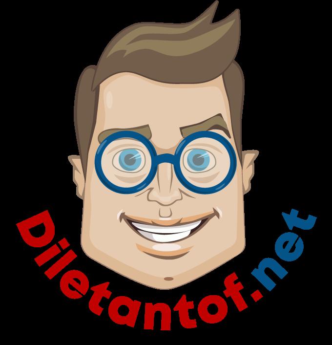 """Лого группы """"Дилентантофф.нет"""""""