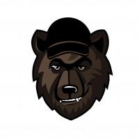 Лого Медведь (вариант)