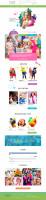 Сайт детских праздников