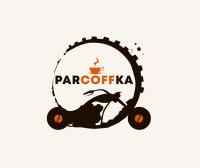 Логотип кафе в стиле стимпанк