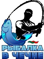 """Лого """"Рыбалка в Чечне"""""""