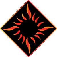 Солнечное затмение (герб персонажа)