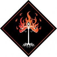 Огненное древо (герб персонажа)