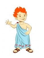Пифагорка, персонаж для онлайн-игры
