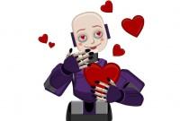 Стикер Робот