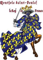 Рыцарь (отрисовка в векторе)