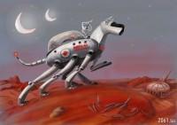 Робот-спасатель, иллюстрация