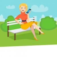 Реклама мобильных телефонов