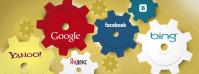 Реклама в Google, Yandex, Yahoo, Facebook, Bing, Вконтакте.