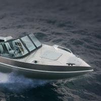 Дизайн для сайта по производству аллюминевых катеров и лодок