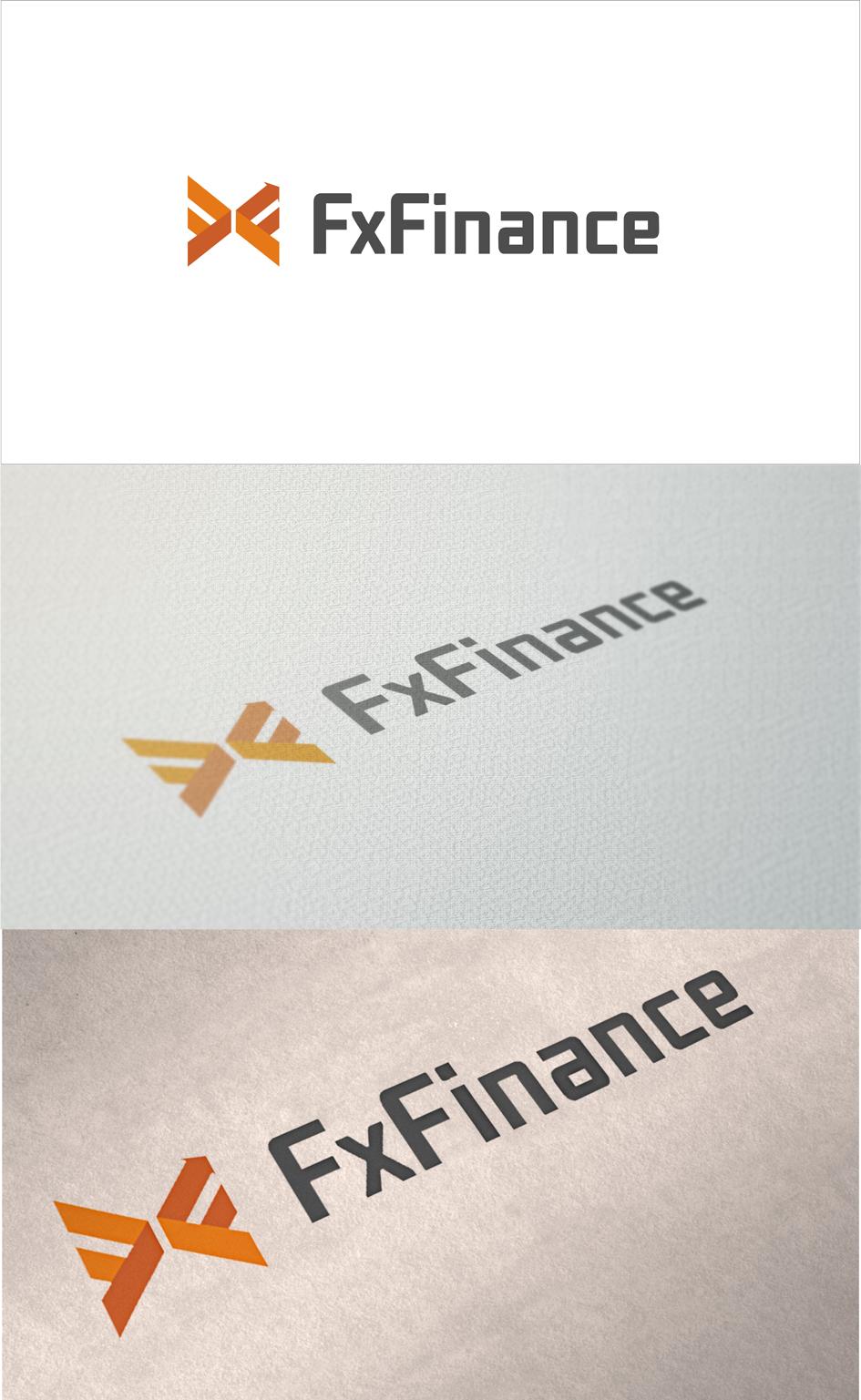 Разработка логотипа для компании FxFinance фото f_84551158192bb657.jpg