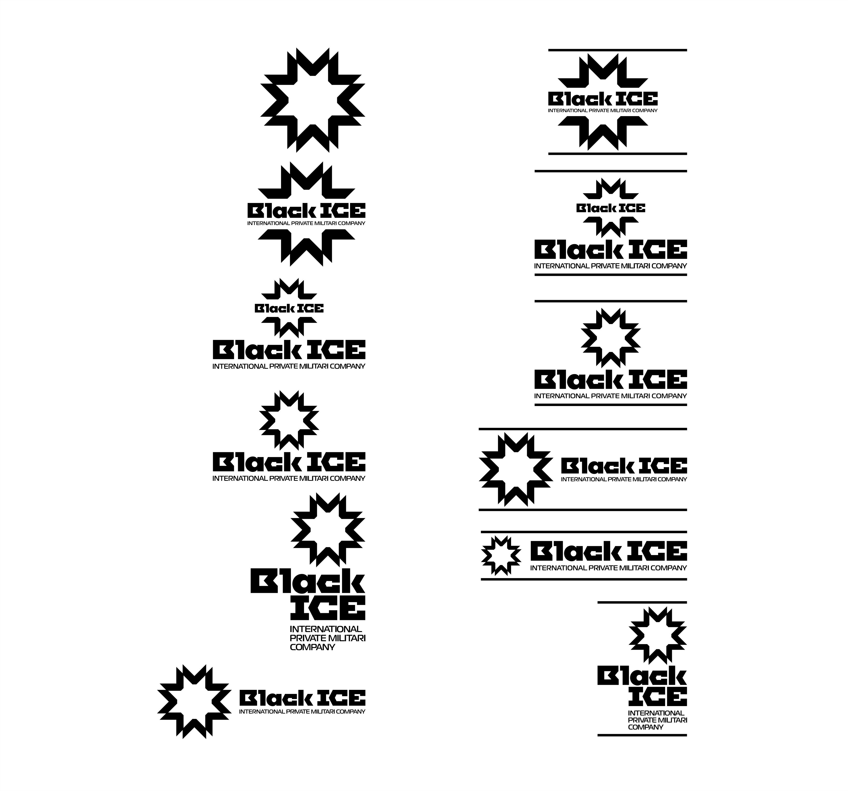 "Логотип + Фирменный стиль для компании ""BLACK ICE"" фото f_32256eb399c4d3e0.png"