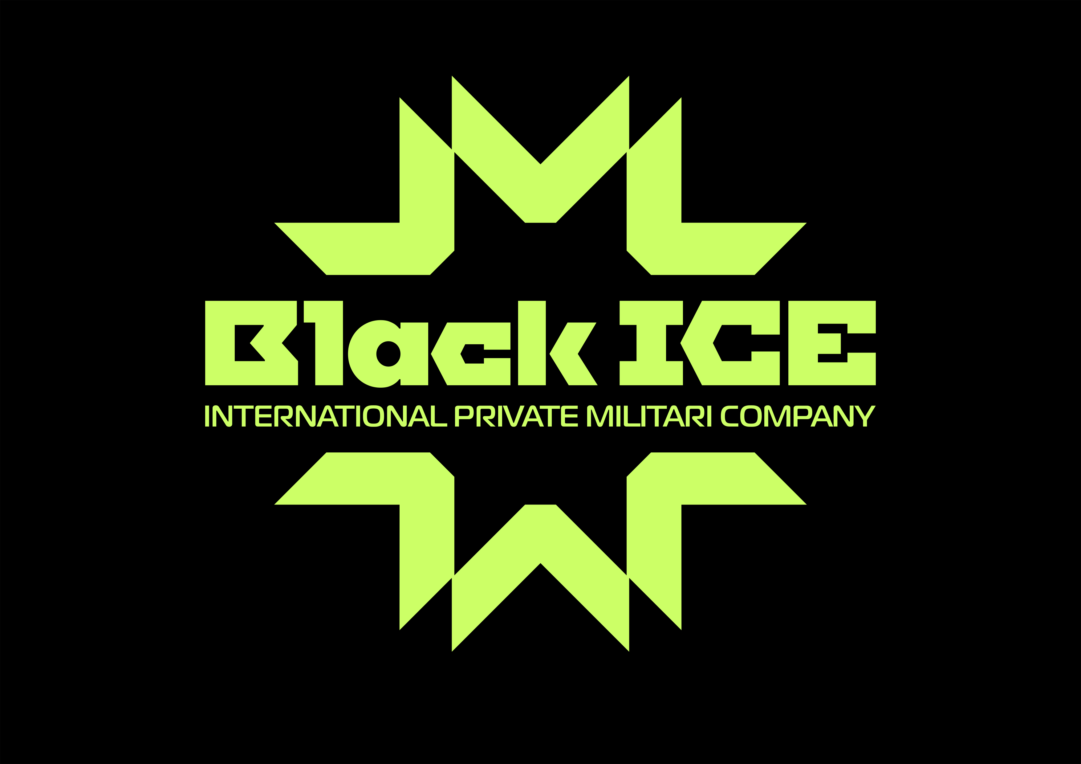 "Логотип + Фирменный стиль для компании ""BLACK ICE"" фото f_74856e71018141fb.png"