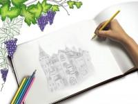 Прорисовка здания