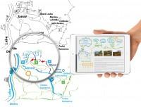Отрисовка карты в векторе для сайта