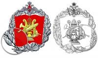 Отрисовка герба вручную в векторной программе Adobe Illustrator