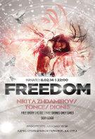 Freedom NIKITA ZHDAMIROVI