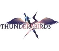 Создание логотипа игровой гильдии THUNDERBIRDS (Буревестники).