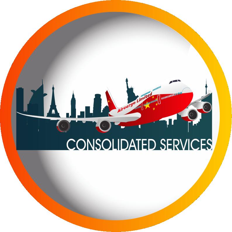 CONSOLIDATED SERVICES авиаперевозки грузов из Китая