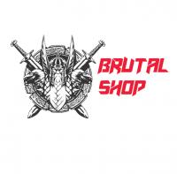 ЛОГОТИП BRUTAL SHOP