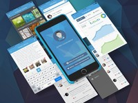 Дизайн мобильного приложения ios
