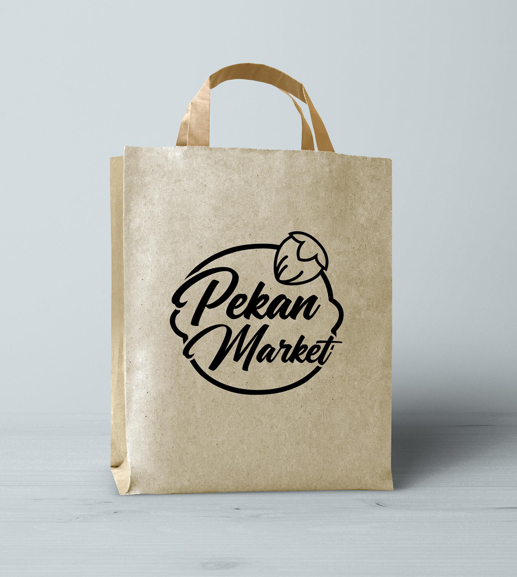 Логотип Pekan Market