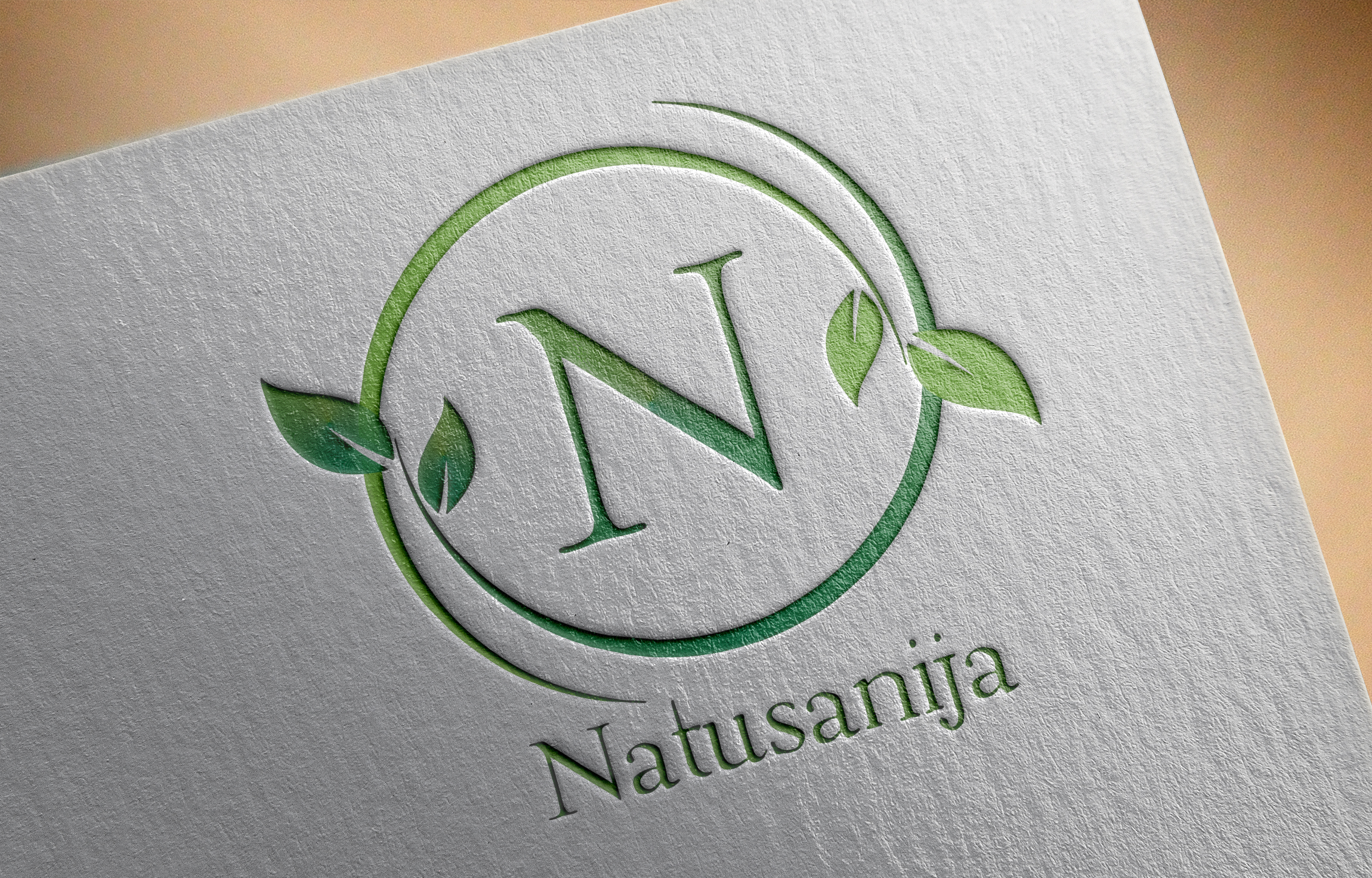 Логотип Natusanija