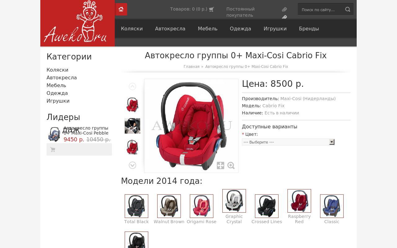 Расширение функционала товара для магазина
