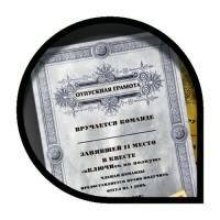 Сертификаты Грамоты Диплом