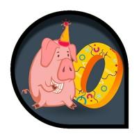 Свиньи (векторные персонажи)