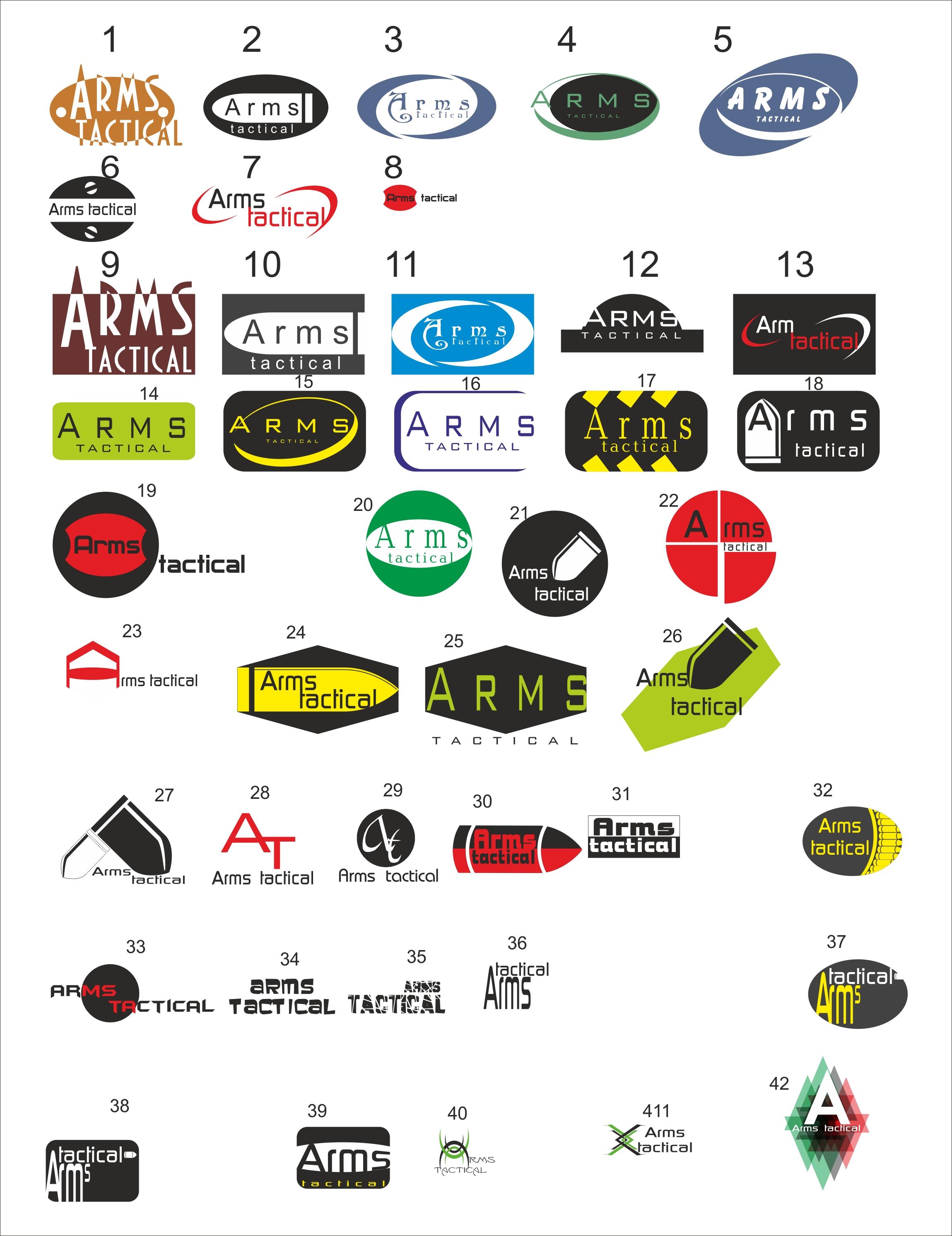 Лого ArmsTactic +
