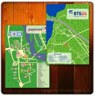 Карта для Энергия и карта для ВТБ24