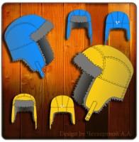 Дизайн шапки ушанки