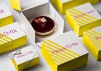коробочки для десертов