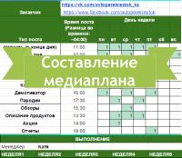 Постинг в Вконтакте