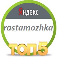 2 место в Яндекс для сайта растаможка