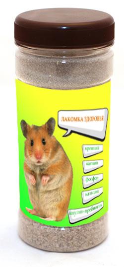 Дизайн этикетки на ПЭТ-банку лакомства для домашних грызунов фото f_07553a85085bb847.jpg