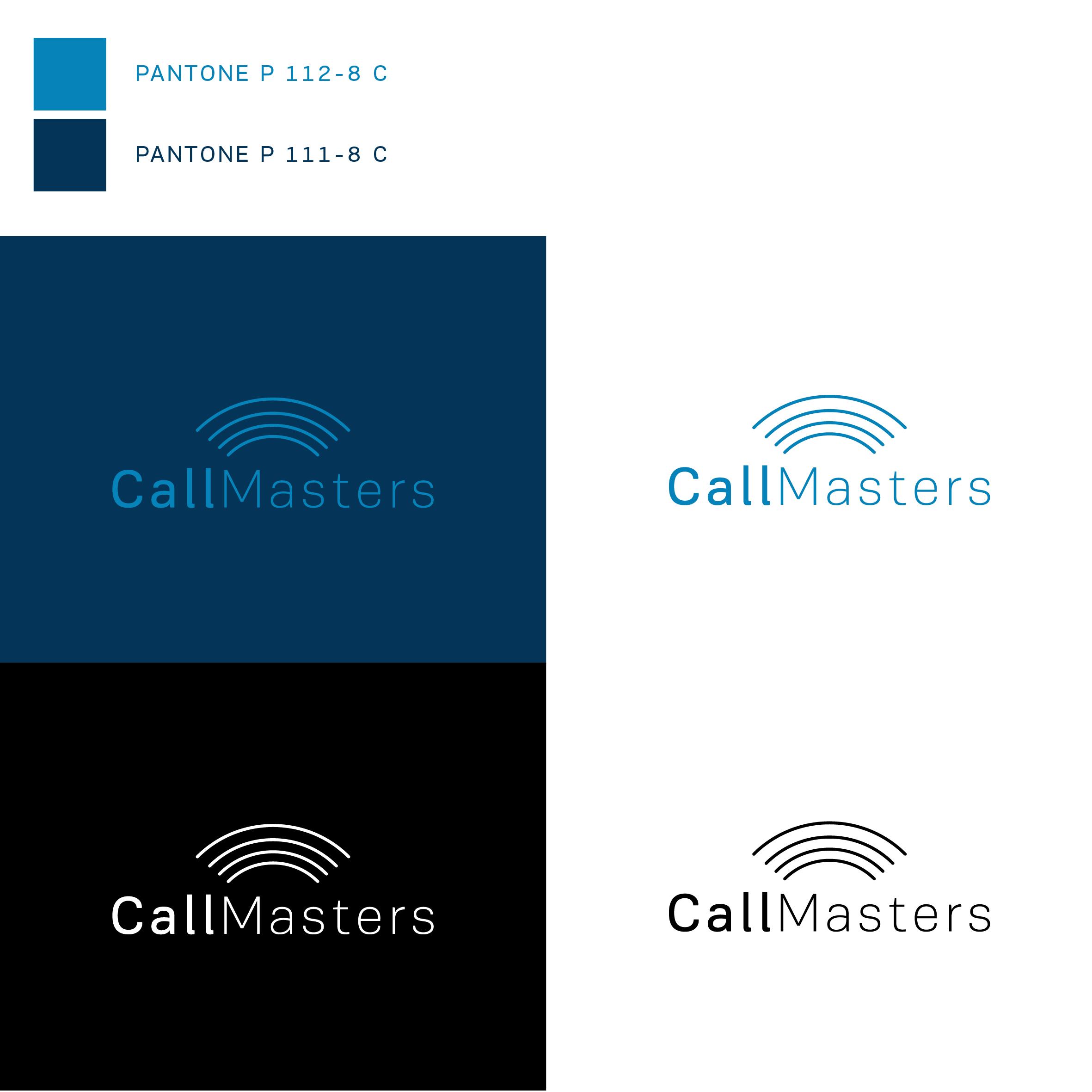 Логотип call-центра Callmasters  фото f_2095b6ad3e0e27c8.jpg