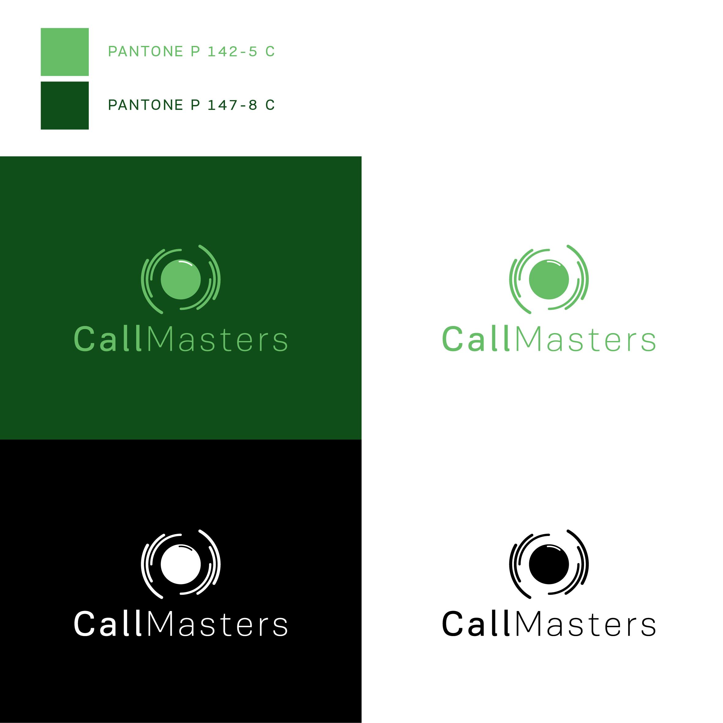 Логотип call-центра Callmasters  фото f_4465b6ad3e34fa82.jpg