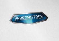 Логотип автоцентра грузовых автомобилей