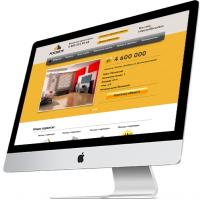 Редизайн сайта поискового сервиса по недвижимости  «Росметр»
